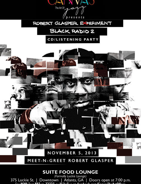 Robert Glasper Experiment Listening Party