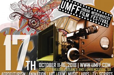 17th Urban Mediamakers Film Festival 2018 Flyer